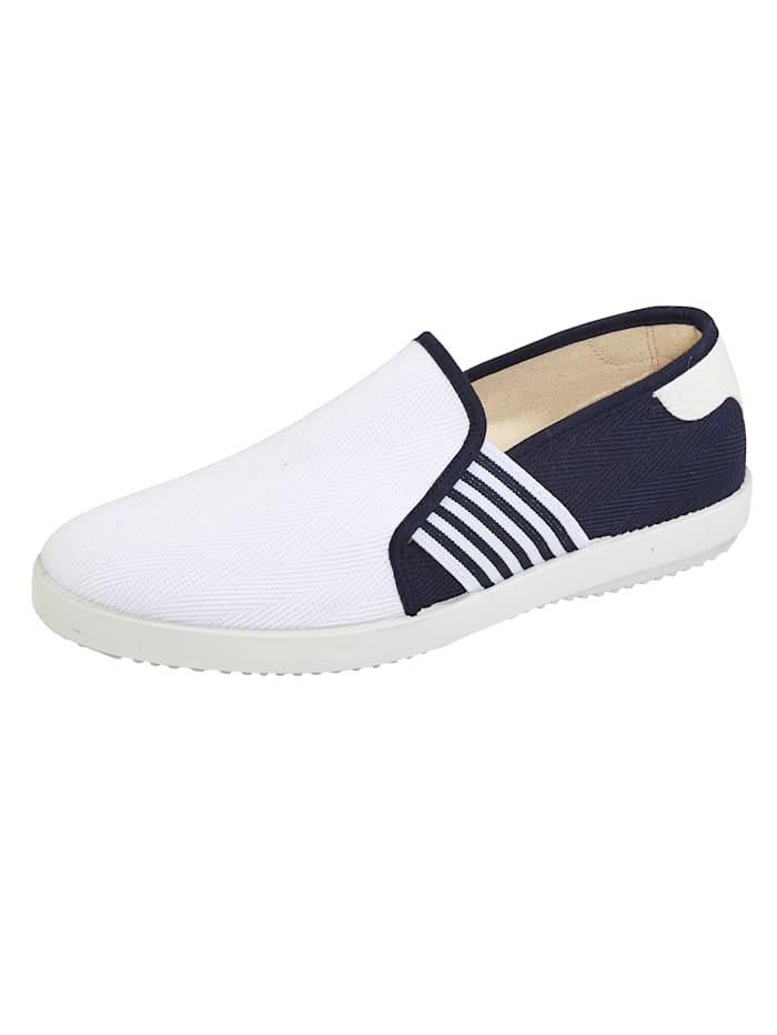 BABISTA Slipper obuv, Námornícka