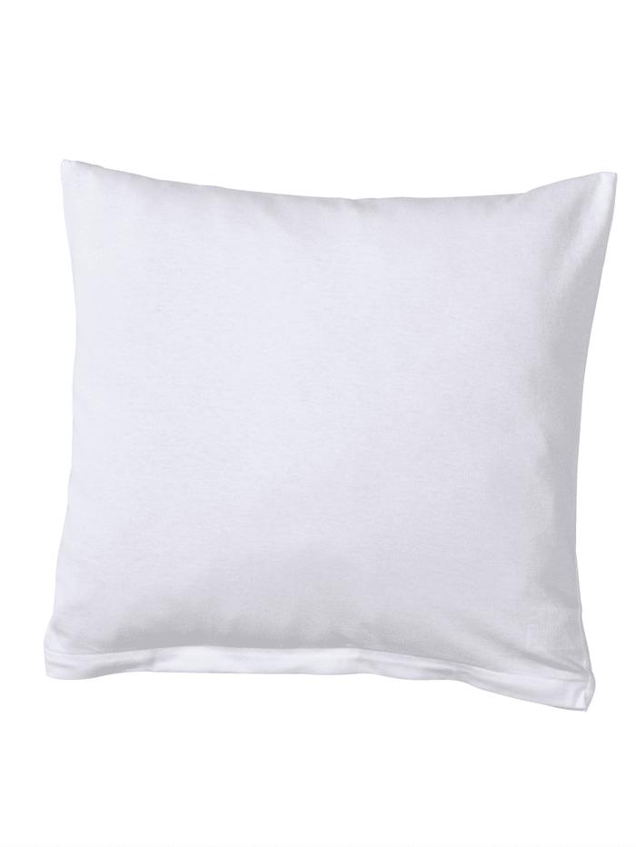 Webschatz Tyynyliina, 2/pakkaus, valkoinen
