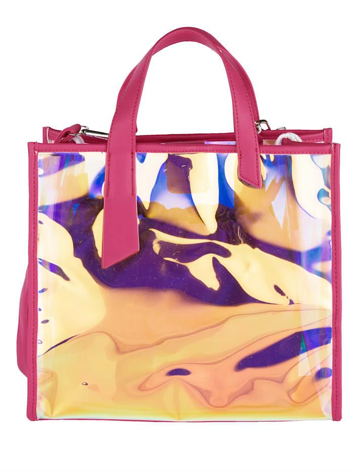 Handtasche mit abnehmbarem Emma & Kelly-Anhänger 2-teilig