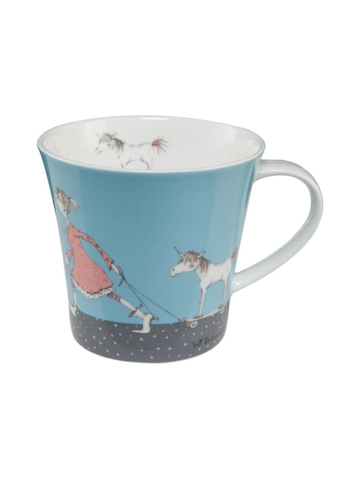 """Goebel Goebel Coffee-/Tea Mug Barbara Freundlieb - """"Die sind doch alle verrückt"""", Die sind doch alle verrückt"""
