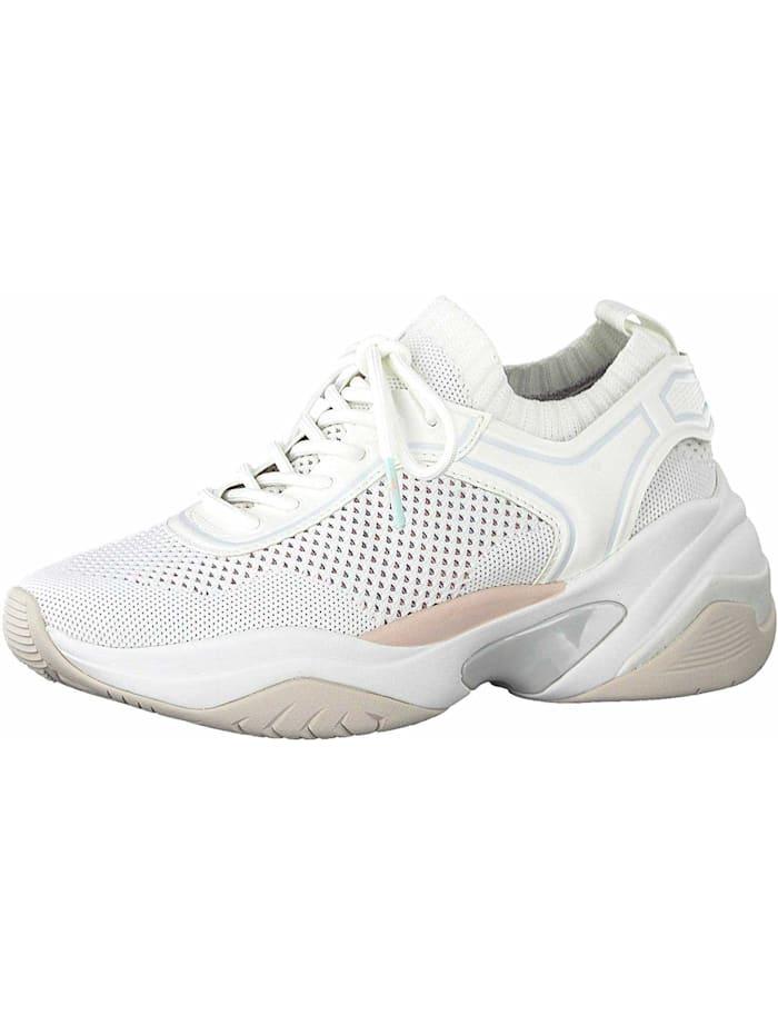Tamaris Sneaker Sneaker, weiß