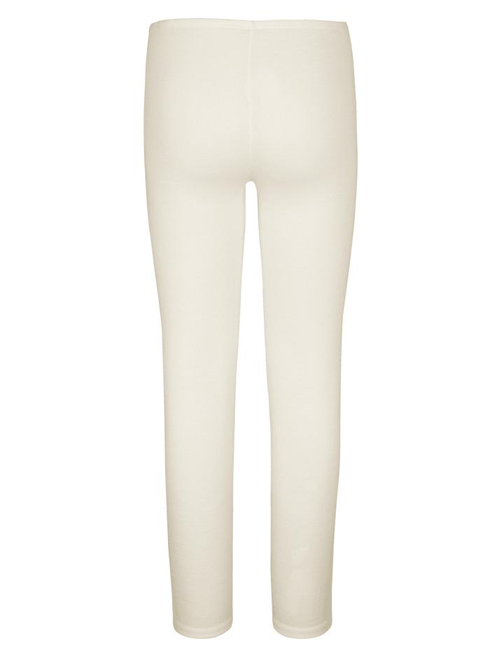 Leggings med merinoull