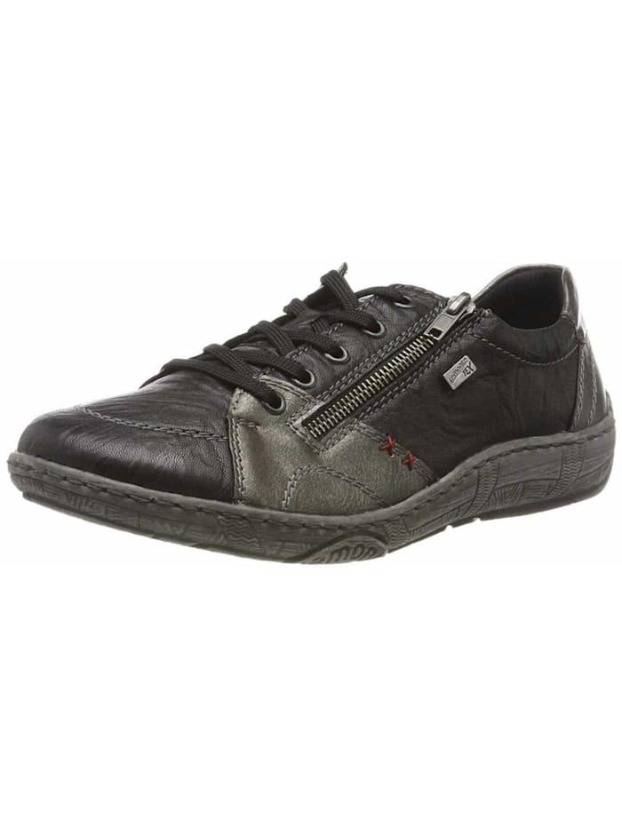 Remonte Sneakers, schwarz