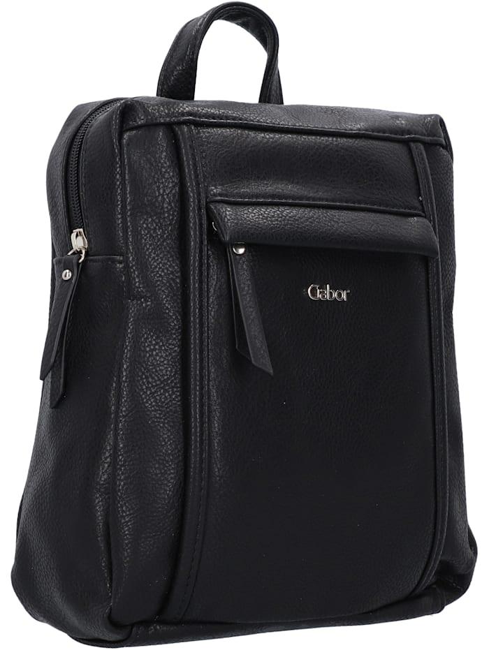 Gabor Mina City Rucksack 20 cm, black