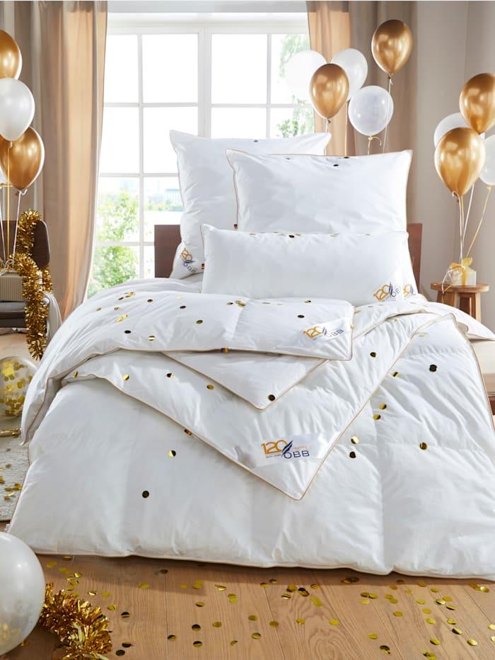 OBB Faser Bettenprogramm 'Fluffy-Fill', weiß