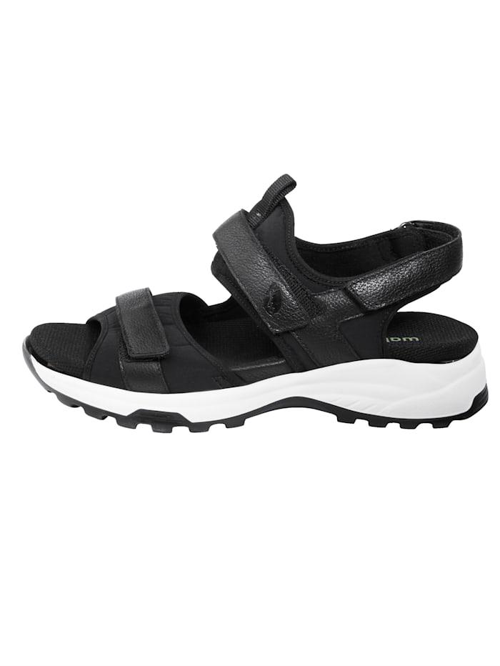 Sandaaltje met stretch