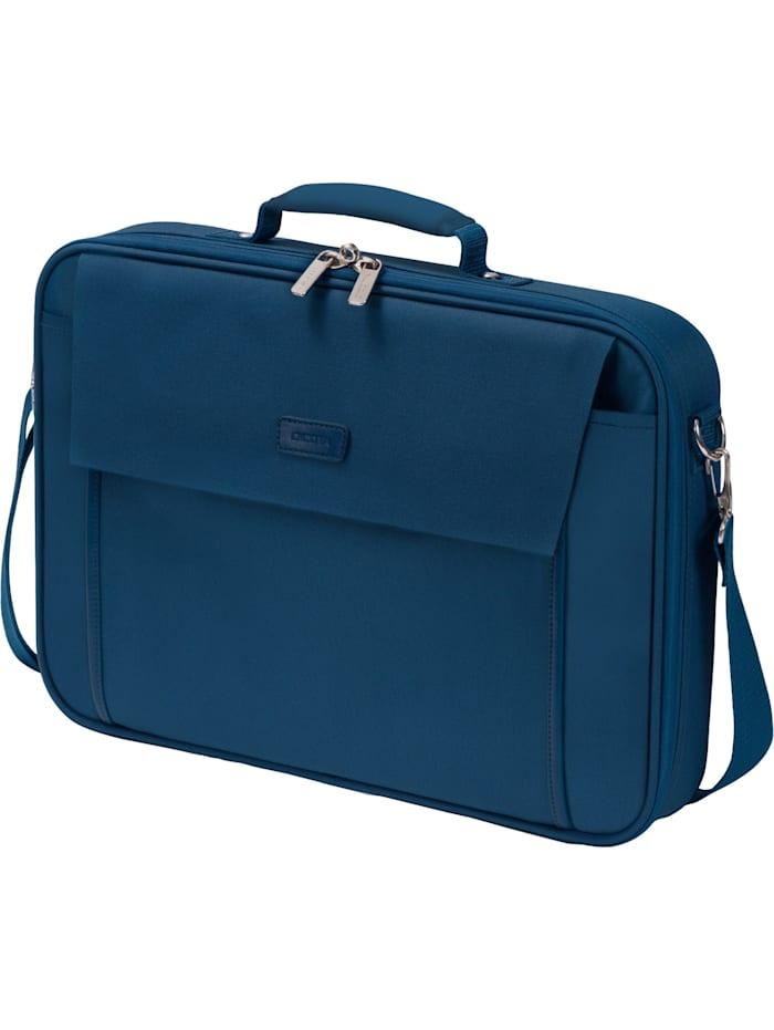 Dicota Notebooktasche Multi BASE, Blau