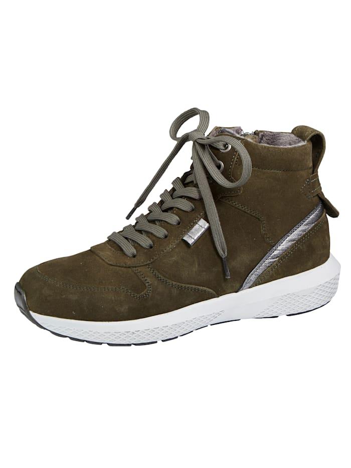 Naturläufer Ankle boots, Khaki