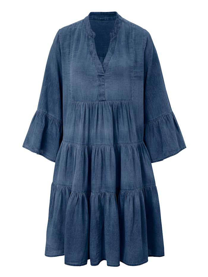 summum Kleid, Jeansblau