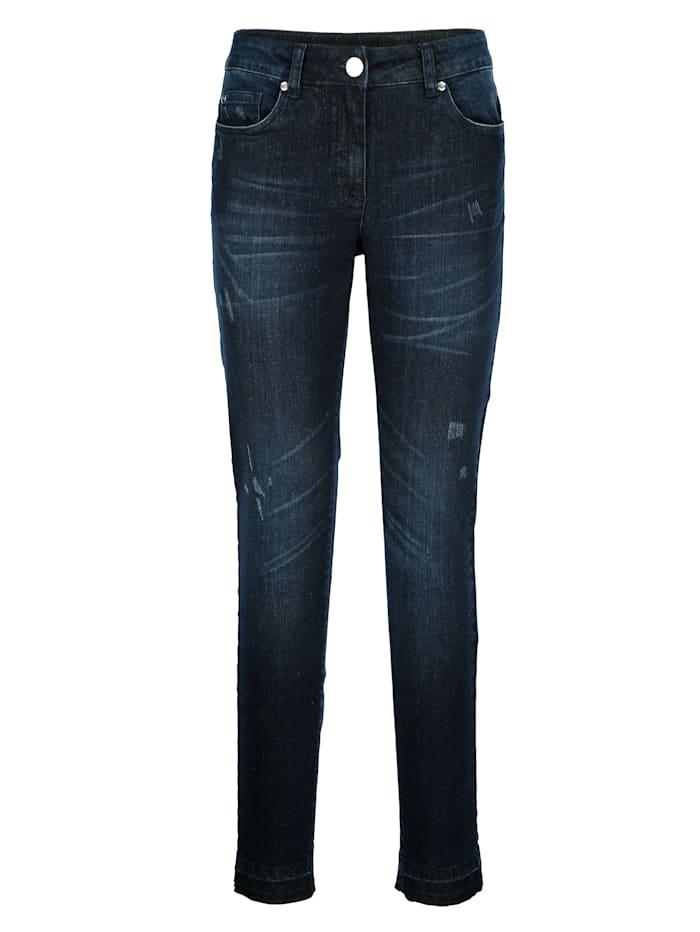 Jeans in Laura Extra Slim model