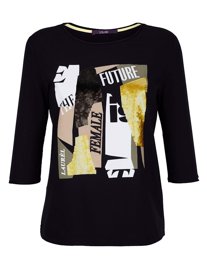 Shirt mit grafischem Druckmotiv