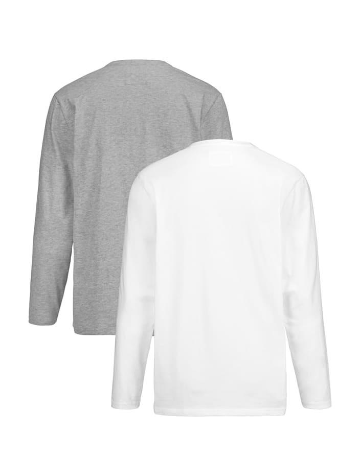 T-shirts per 2 stuks