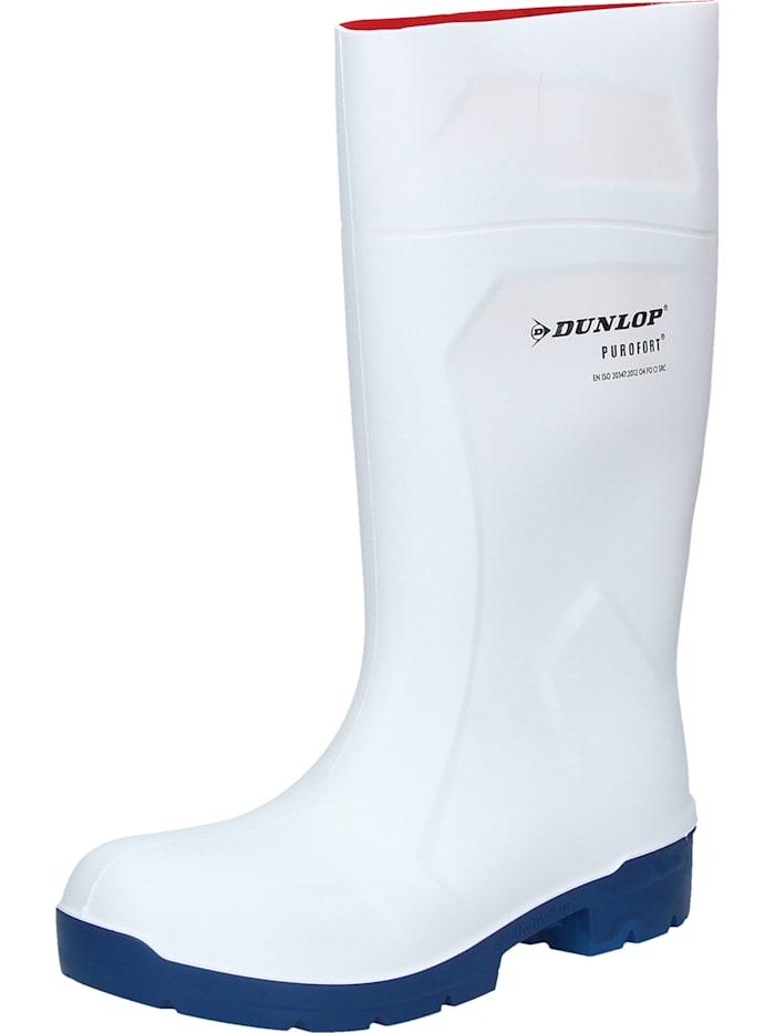 Dunlop Berufsstiefel MultiGrip, weiß
