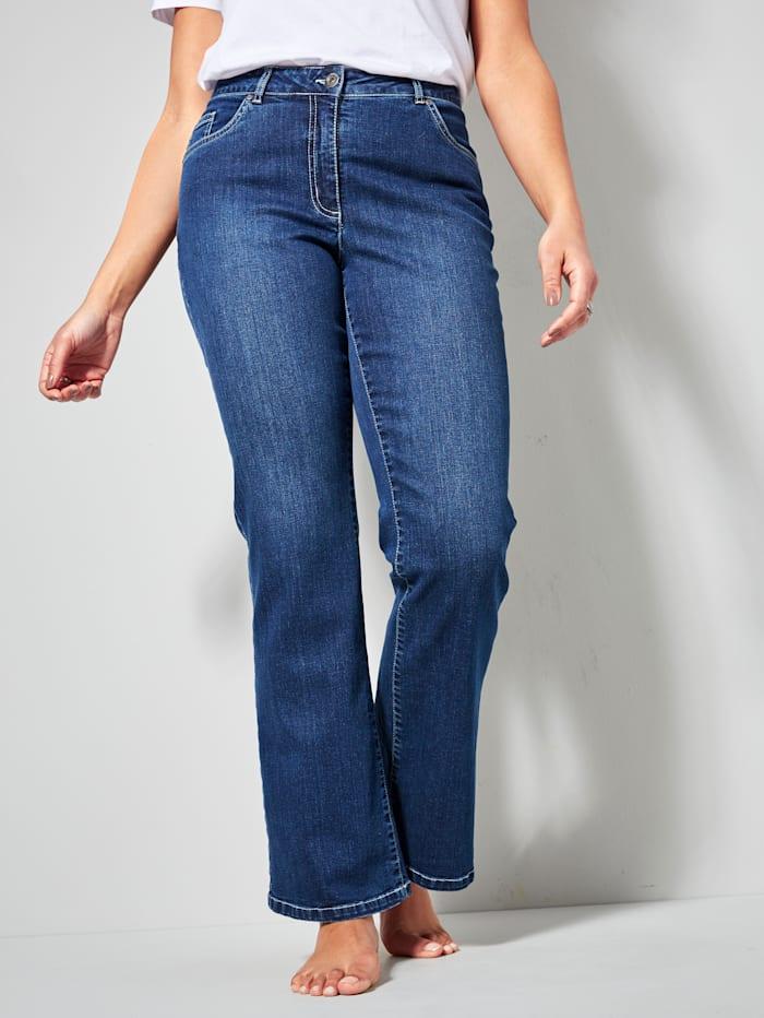Dollywood Jeans Lea, Dark blue