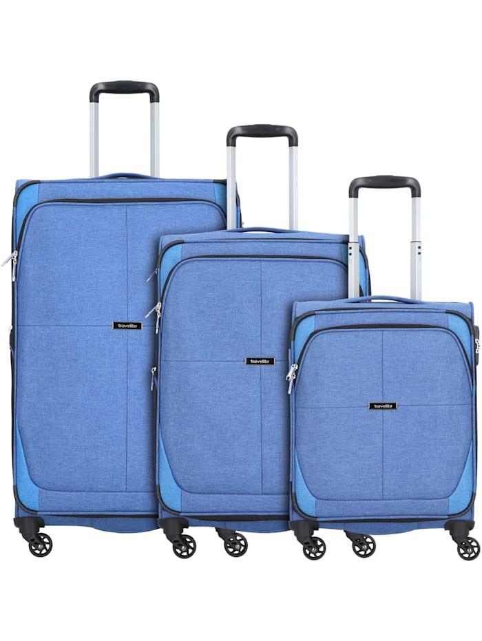 Nida 4-Rollen Kofferset 3tlg. 3-teilig