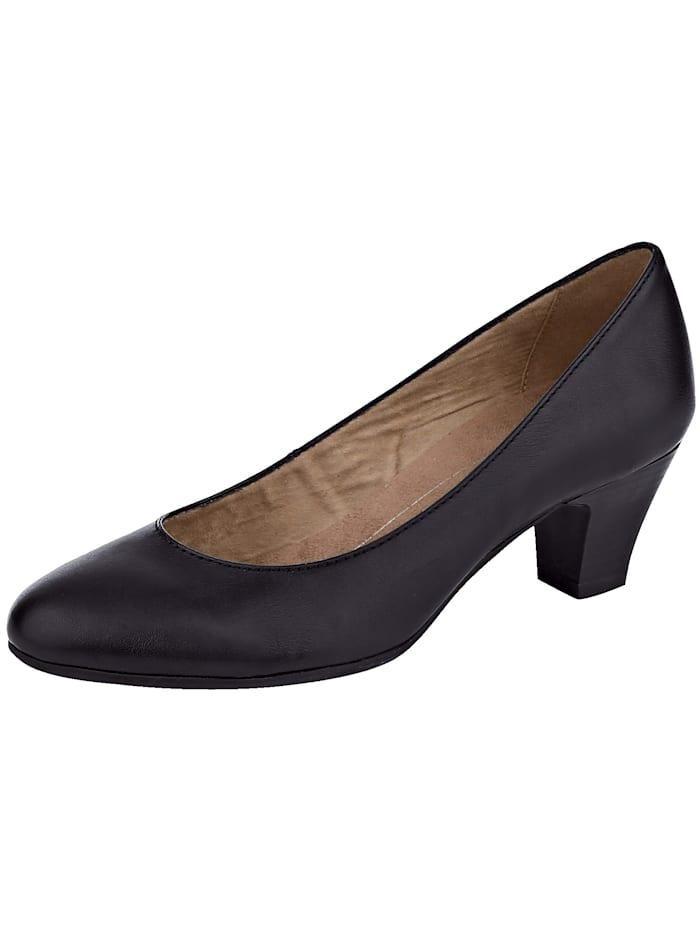Court shoes, Black