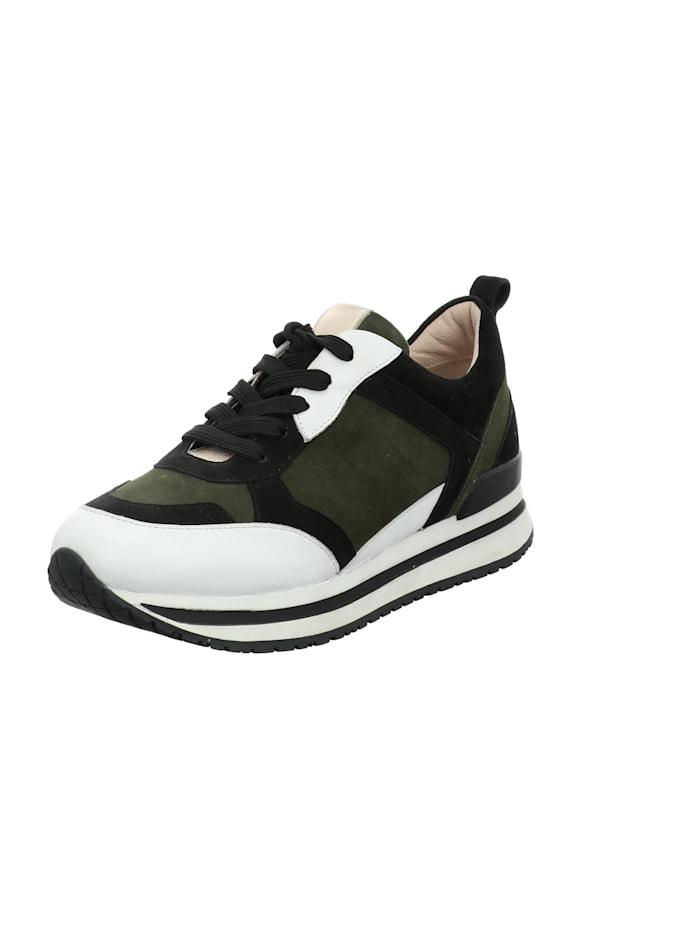 Tizian Tizian Damen-Sneaker Calabria 01, weiss-multi, weiss-multi