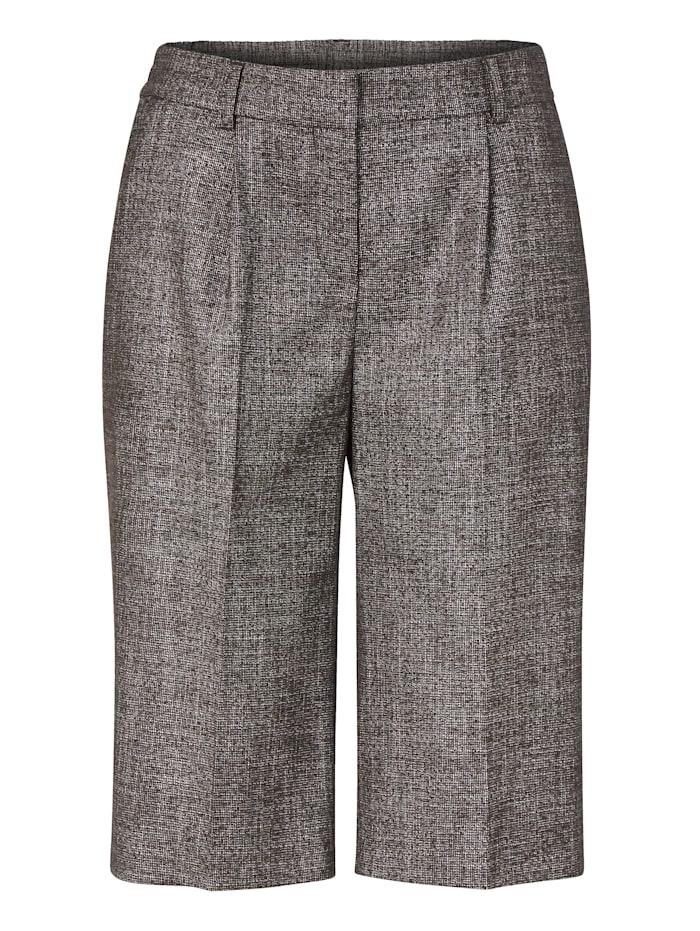 REKEN MAAR Shorts, Braun