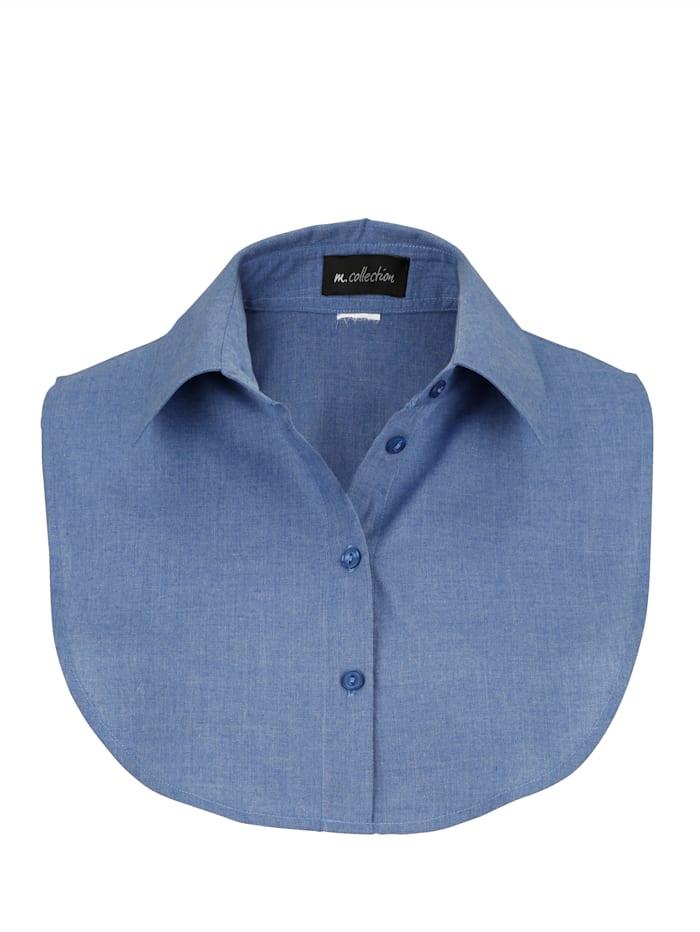 m. collection Löskrage, jeansblå