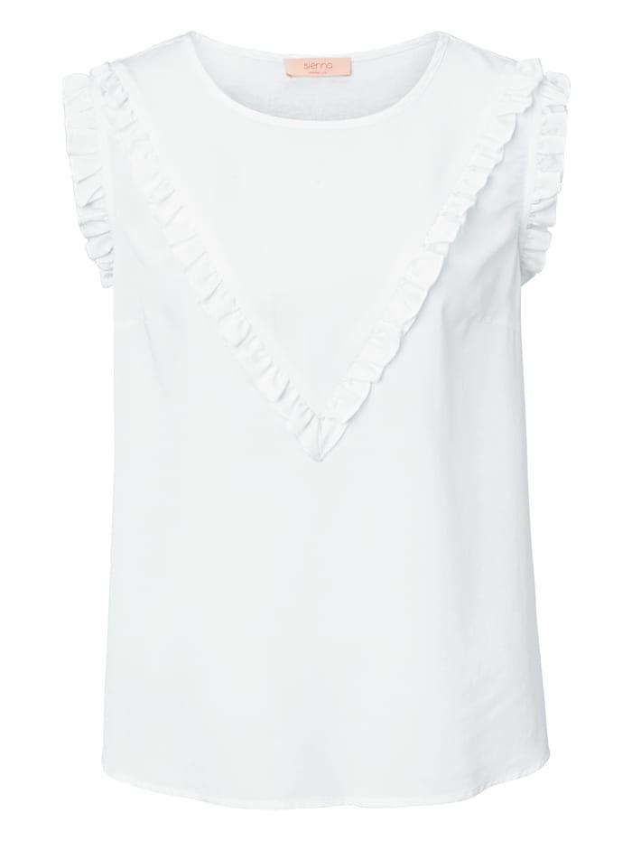 SIENNA Top, Off-white