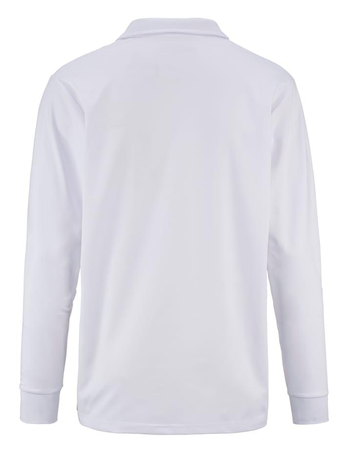 T-shirt fonctionnel d'aspect polo
