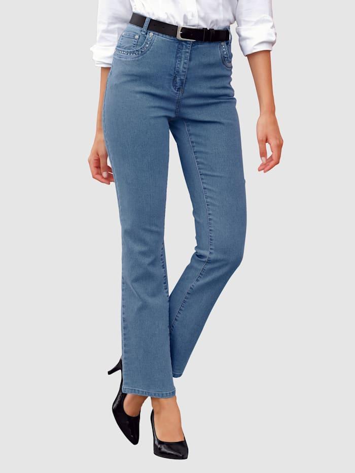 Laura Kent Jeans Very comfortable design, Light Blue