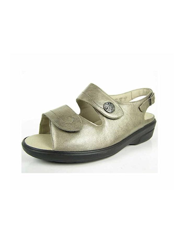 Solidus Sandalen/Sandaletten, beige