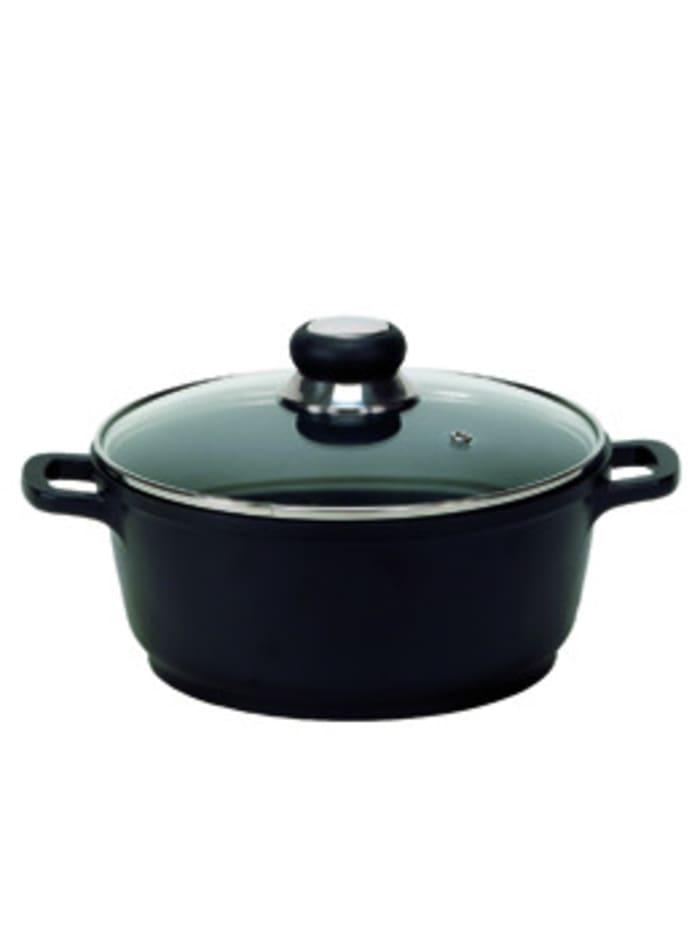 Aluguss-Fleischtopf DELTA 3,5 Liter