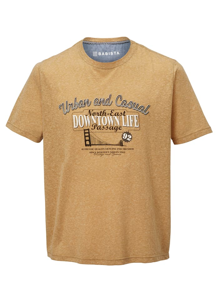 T-shirt en matière très douce
