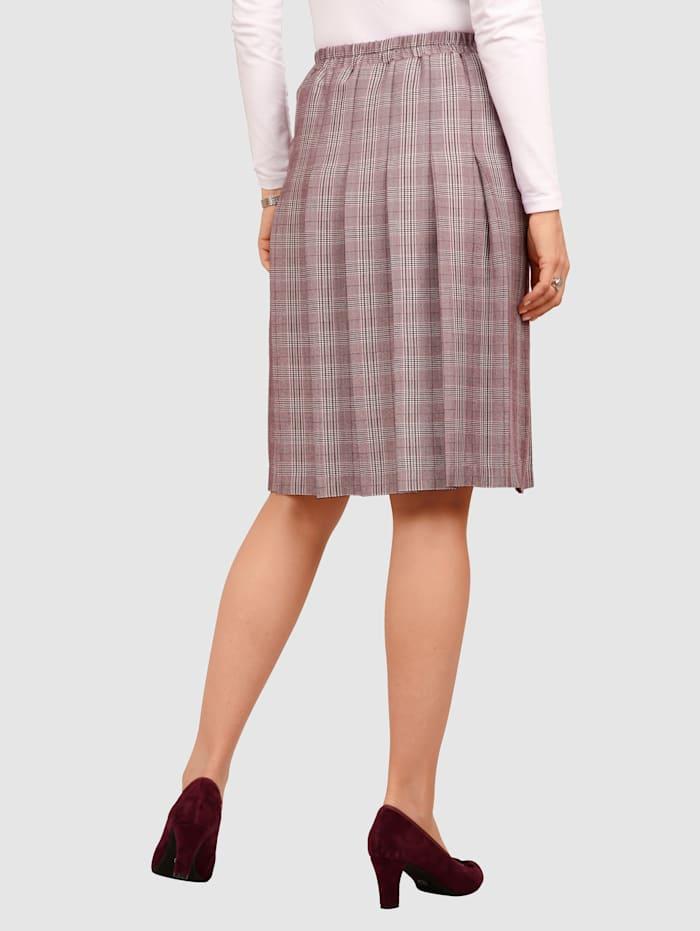 Paola Rutig kjol, Ljung