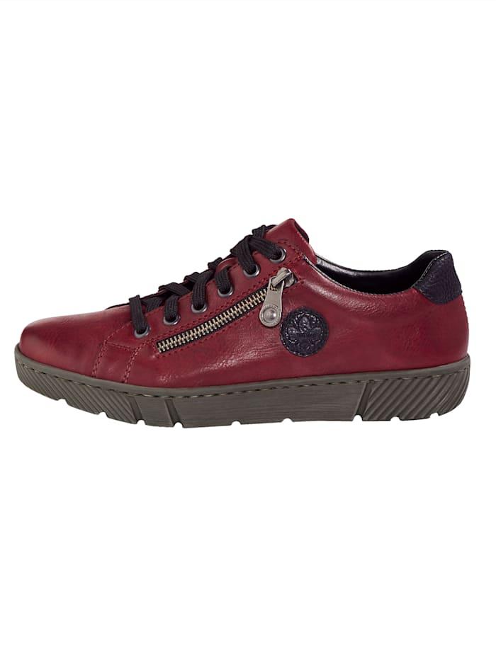 Rieker-skor med utbytbar innersula