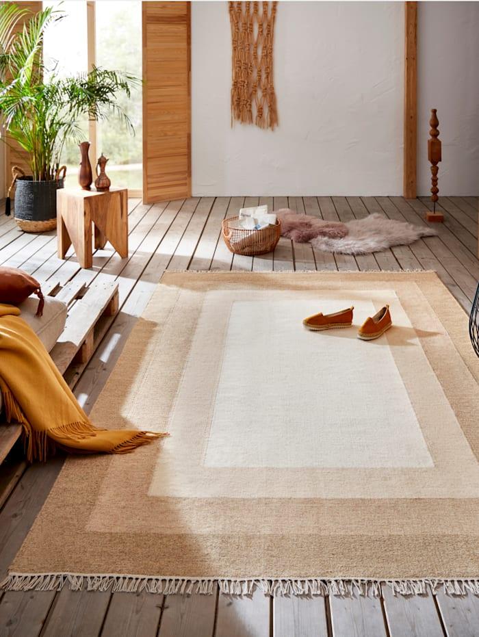 Håndvevd teppe -Zeno-