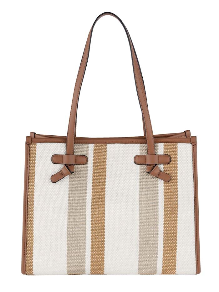 Shopper taška so samostatnou malou taškou 2-dielna