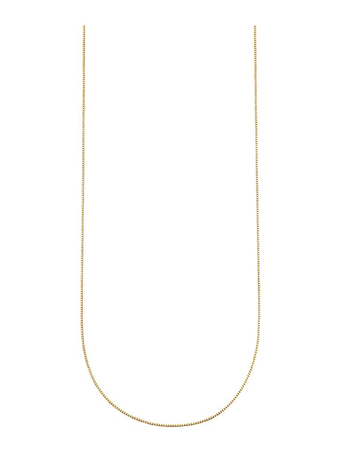 Amara Gold Venezianerkette, Gelbgoldfarben