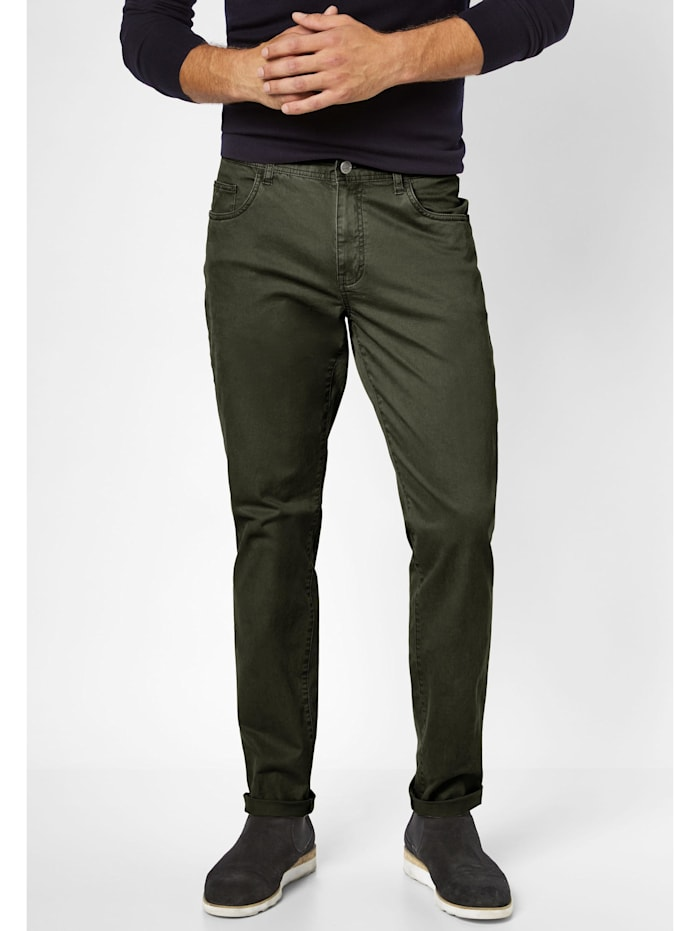 Redpoint Must Have Stretch 5-Pocket Milton, navy