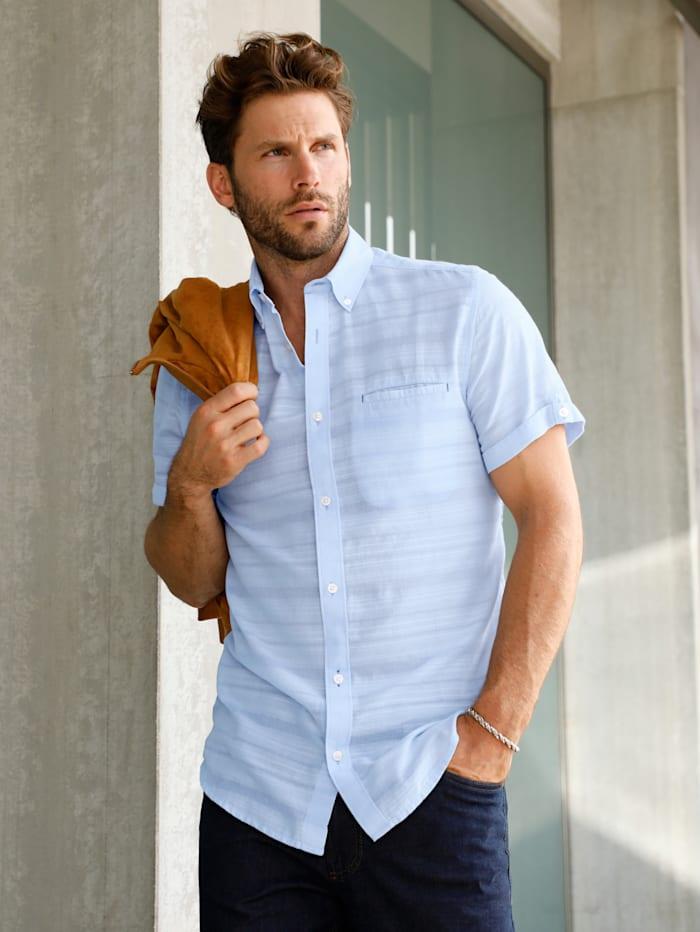 BABISTA Hemd in luftig leichter Sommerqualität, Hellblau