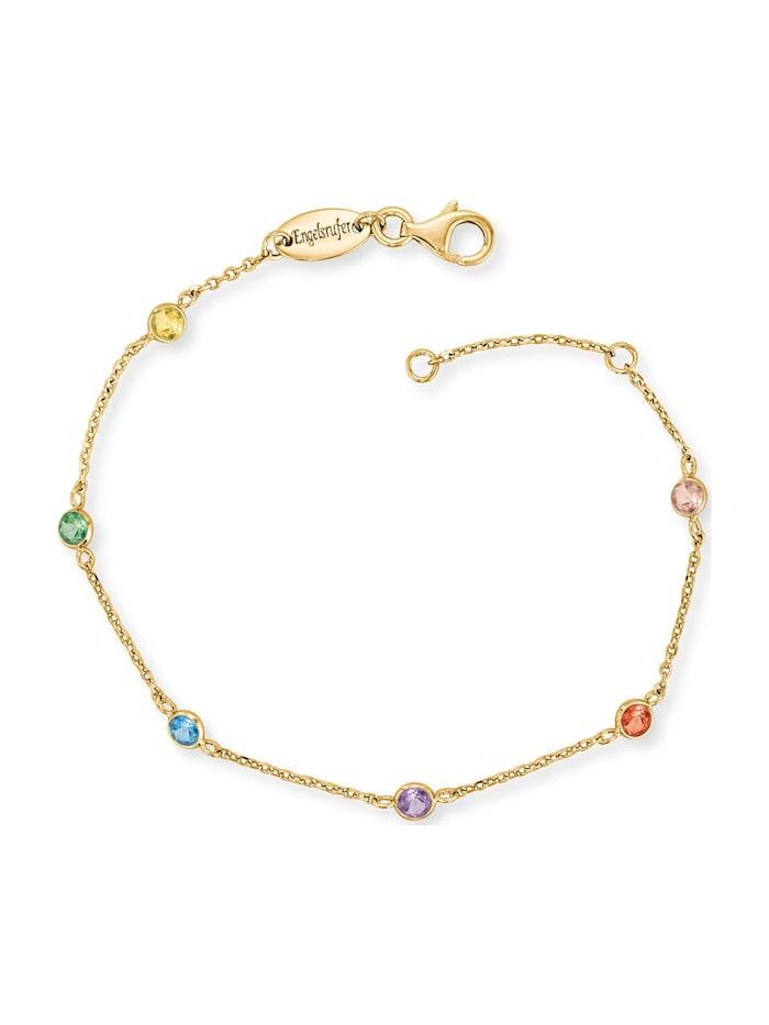Engelsrufer Engelsrufer Damen-Armband Moonlight 925, gold