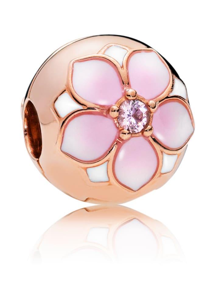Pandora Charm -Magnolienblüte- 782087NBP, Rosé