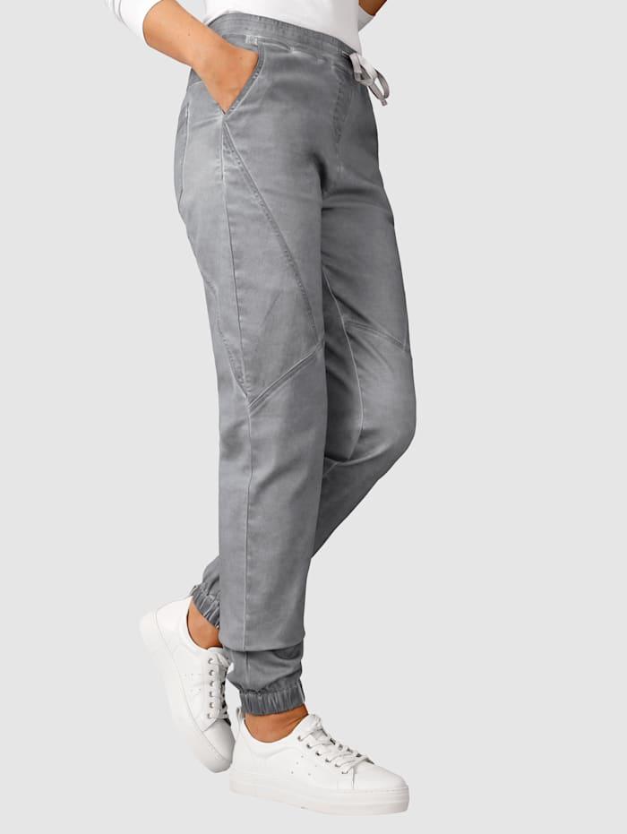 Pantalon Coupe Sandra Regular Fit