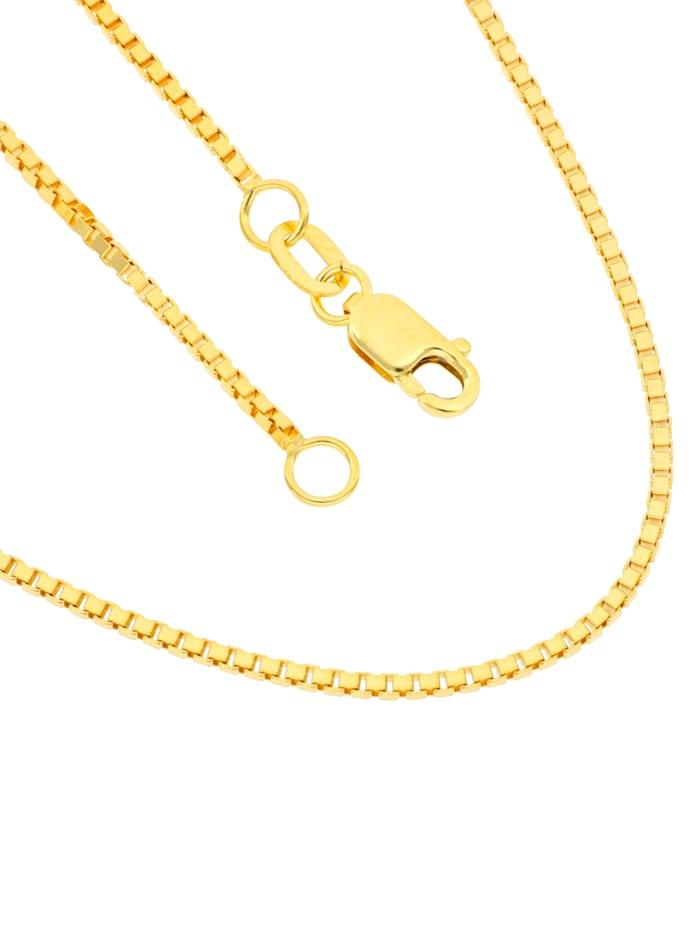 Venezianerkette in Gelbgold 375