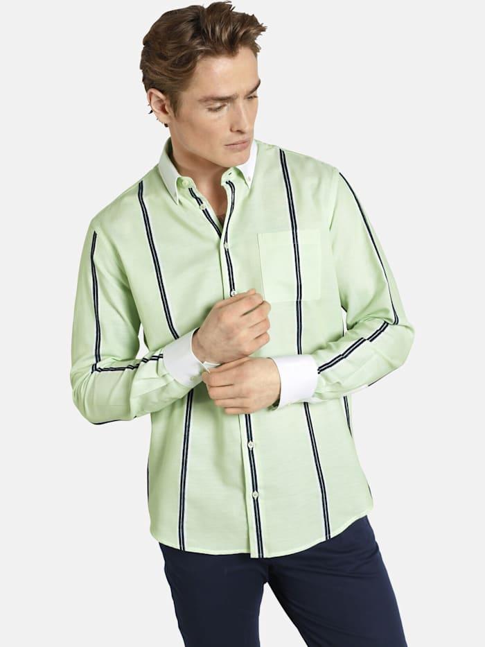 Shirtmaster Shirtmaster Hemd greenmelon, grün