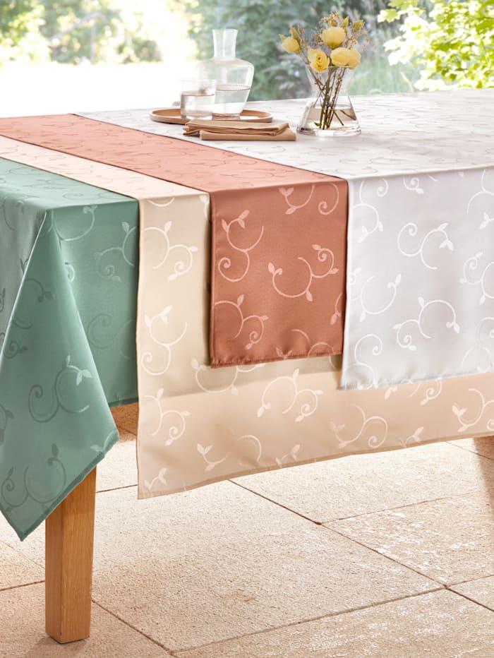 Webschatz Tischwäsche 'Zuri', rose