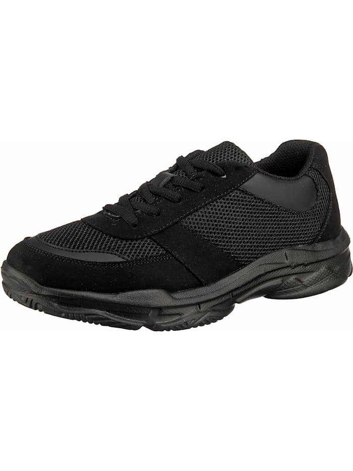 ambellis Sneakers Low, schwarz