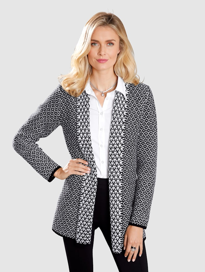 Vest in trendy lang model