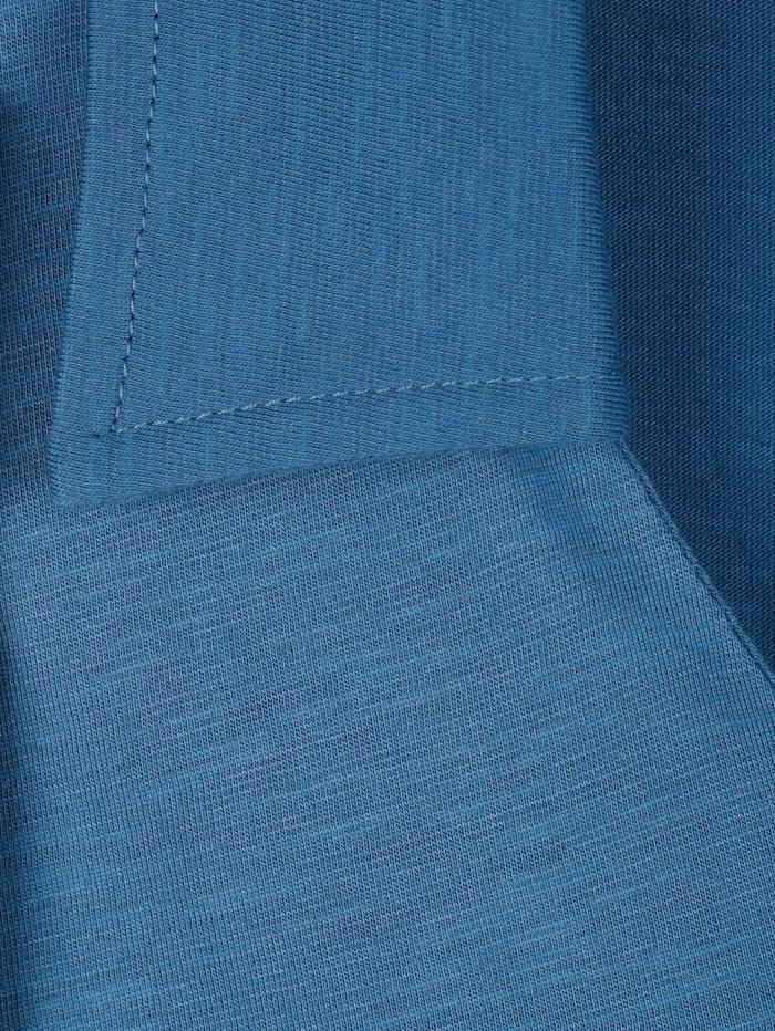 Poloshirt in Flammgarn-Qualität