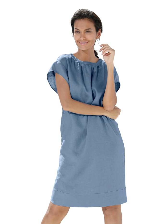 Kleid aus reiner Leinen-Qualität