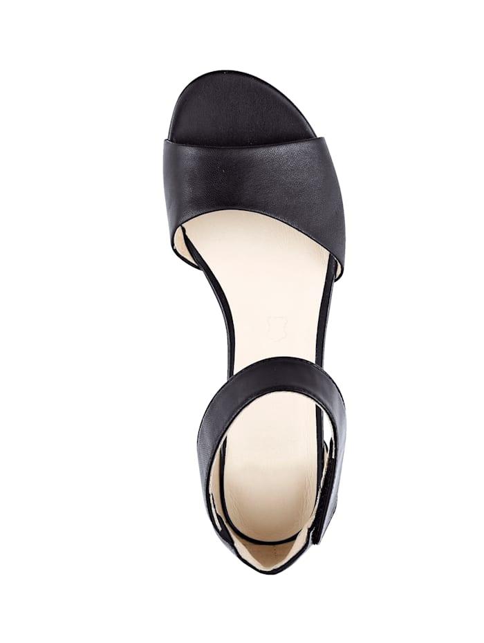Sandales première walking on air rembourrée en cuir