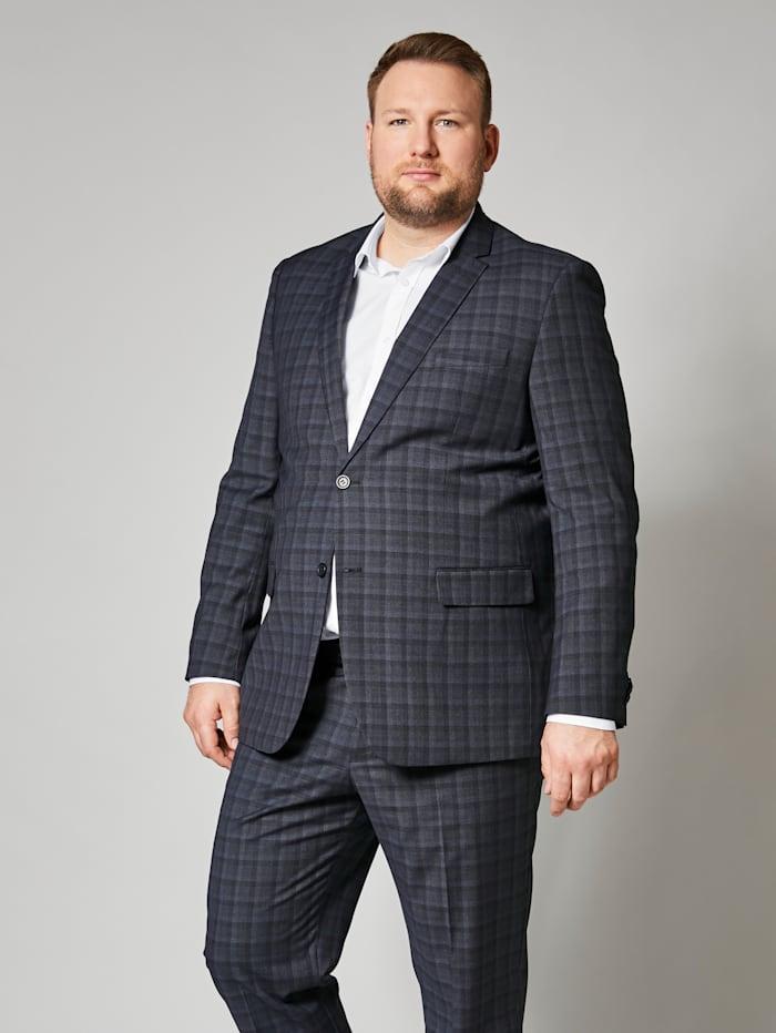 Veste de costume avec col tailleur