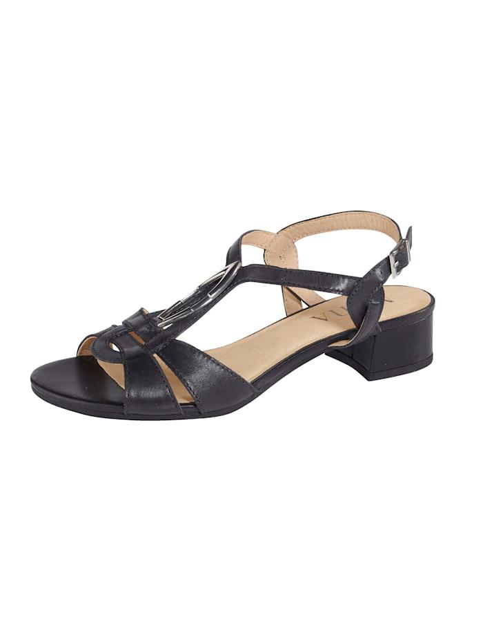 MONA Sandals, Black
