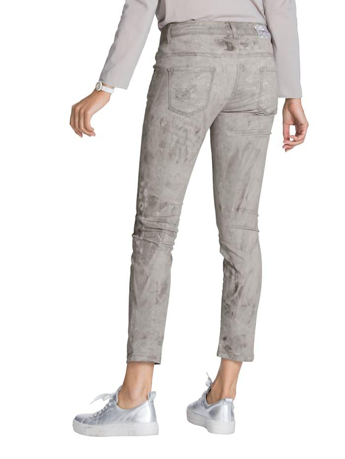 Pantalon à joli dégradé de couleurs